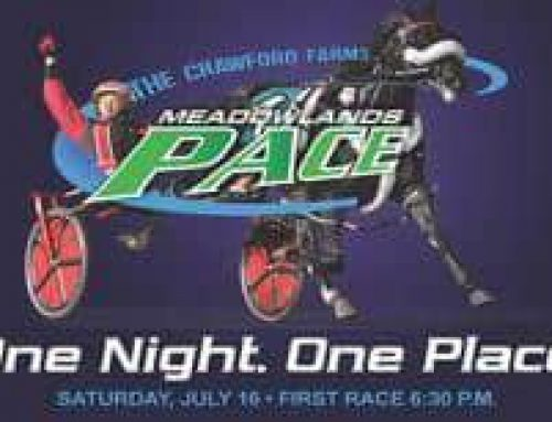 Meadowlands Pace highlights a full schedule of Grand Circuit