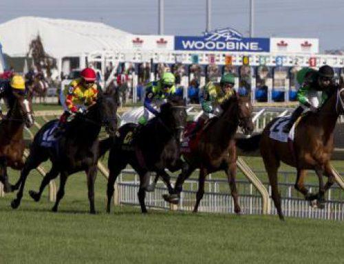 Woodbine concludes its racing season this weekend