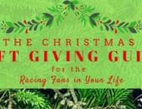 The Christmas Gift Giving Guide for the Racing Fans