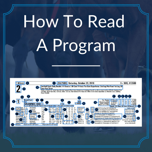 How To Read A Program