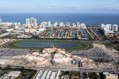 Gulfstream Park is home to a horse race track, casino, shopping and entertainment area that is fun for the whole family.